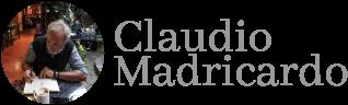 Claudio Madricardo - Giornalista, scrittore e viaggiatore