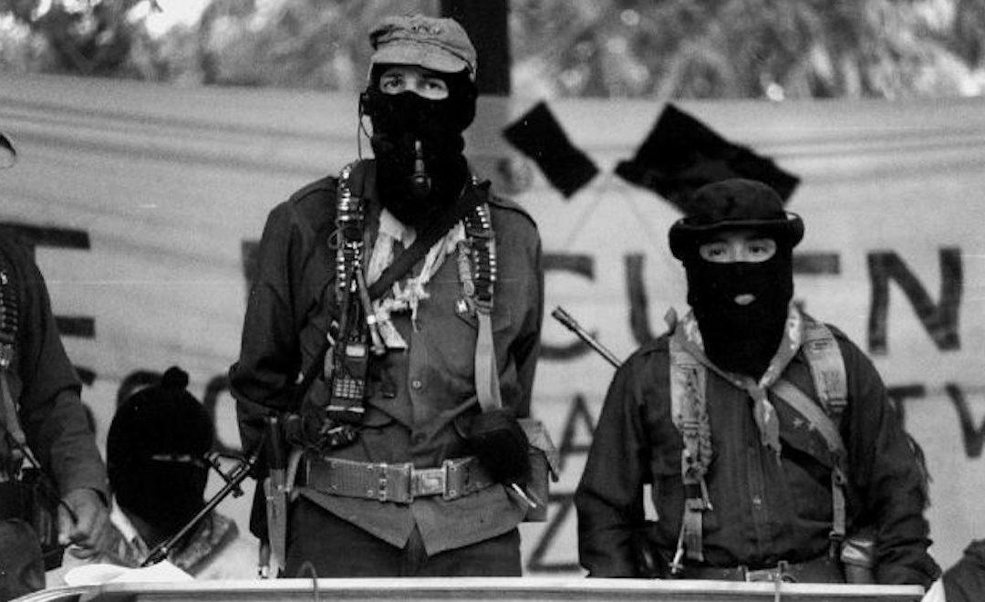 Venticinque anni nella Selva Lacandona. La lotta degli zapatisti per la dignità degli indigeni