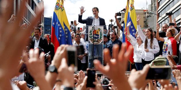 Guaidó , Maduro e il dilemma della diplomazia americana