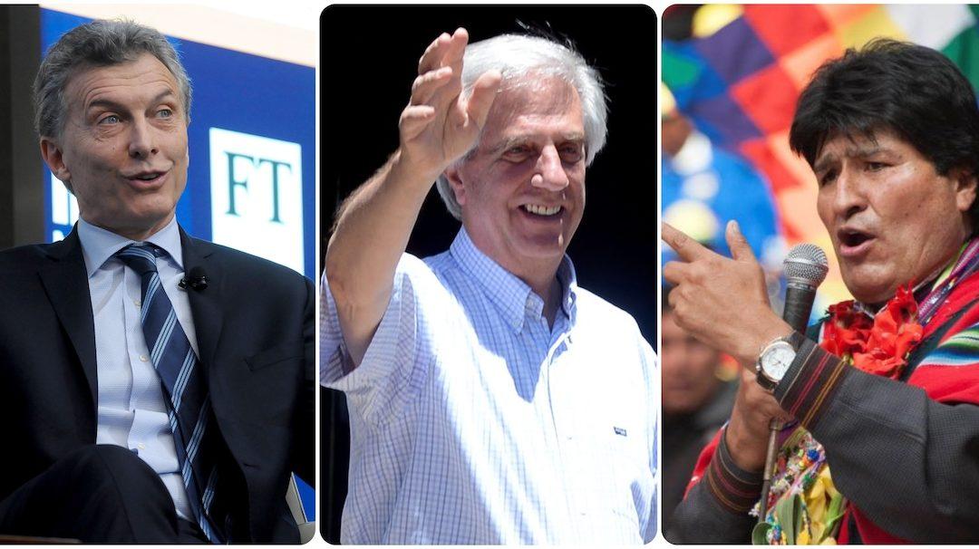 America Latina al voto. Uno stop alla destra?