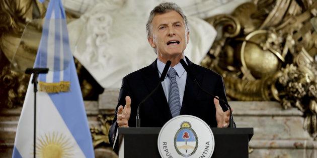 La scommessa di Macri per la crisi argentina