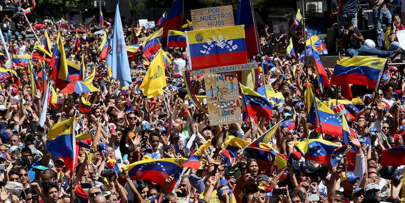 Il Venezuela e i fantasmi dell'America Latina.