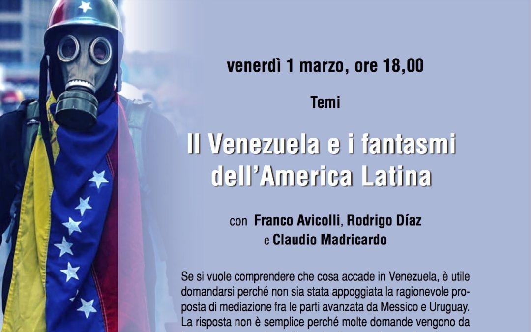 """Venerdì 1 marzo ore 18 allo Spazio """"Micromega"""" Arte e Cultura, Campo San Maurizio, Venezia"""