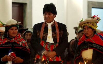 Evo Morales. Dov'è l'eroe della Madre Terra?