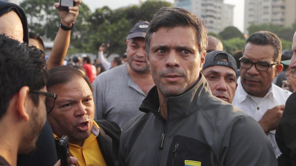 Cala Juan Guaidó, sale Leopoldo López nella leadership dell'opposizione venezuelana