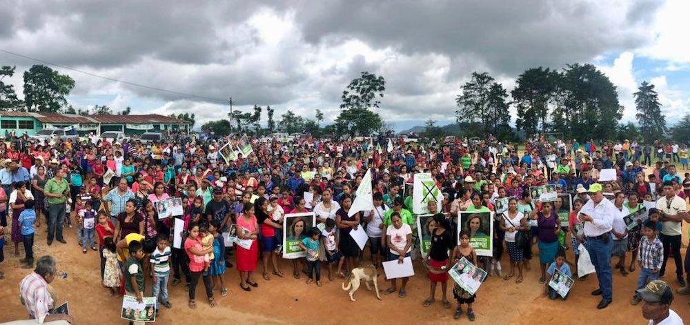 Guatemala. Si vota, ma il 66% non sa per chi