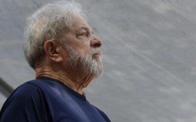 Lula rimane in carcere
