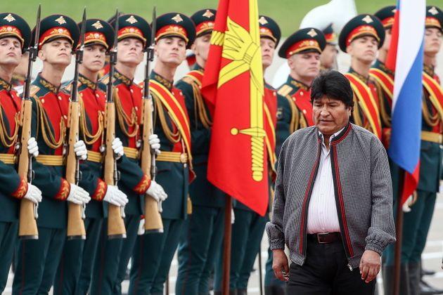 Evo Morales favorito nei sondaggi, ma cavalca un'onda senza più slancio
