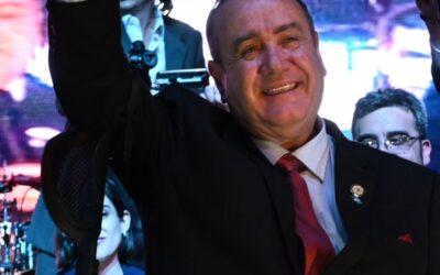 Il Guatemala sceglie la destra con tendenze autoritarie