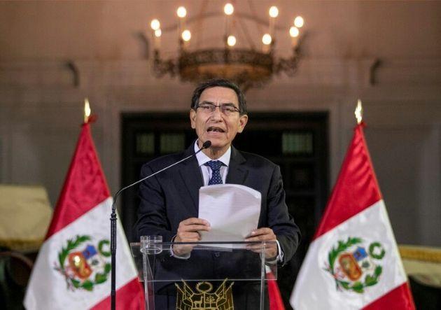 Braccio di ferro tra Vizcarra e parlamento, il Perù più vicino alle urne