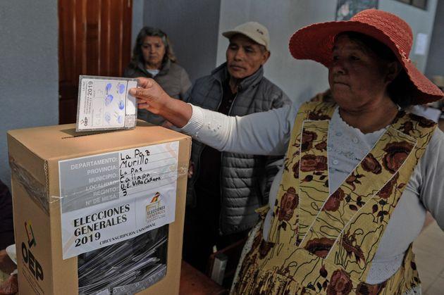 Evo Morales in affanno in Bolivia