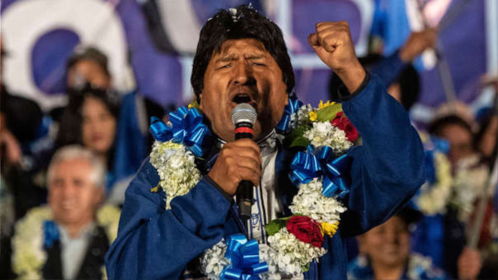 Bolivia senza paz