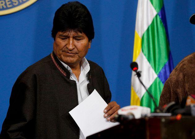 In Bolivia Morales convoca nuove elezioni. L'opposizione chiede le sue dimissioni