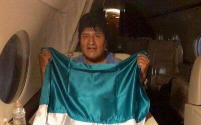 Evo Morales accetta l'asilo politico in Messico