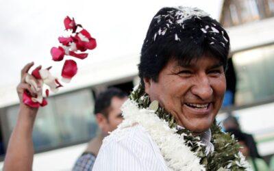 Il presidente boliviano Evo Morales lascia il paese. Militari e polizia per le strade. Golpe o liberazione? Mia intervista a Radio Capodistria