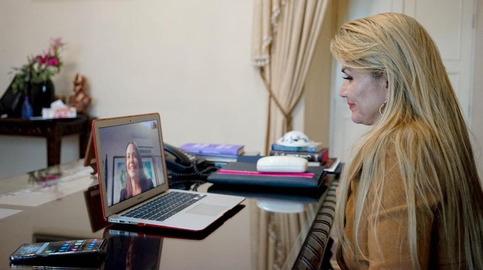 """Bolivia. La """"presidenta interina"""" riapre le ostilità"""