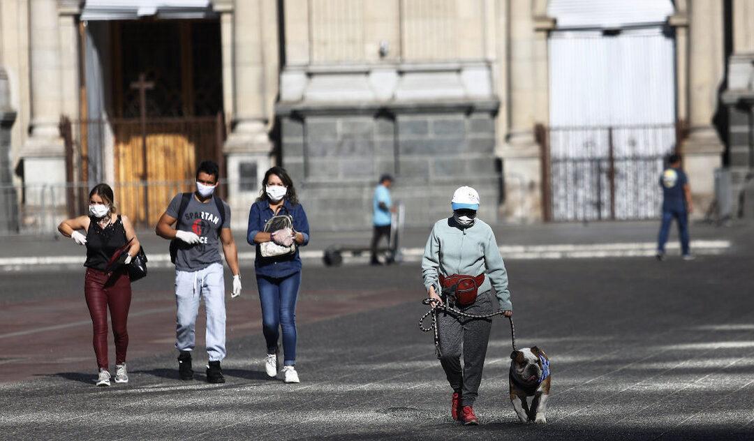 Covid-19, referendum rinviato in Cile