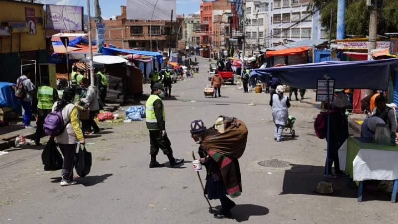 In Bolivia aumentano morti e contagi per il coronavirus