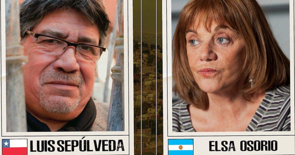 """Sepúlveda. L'amico """"Lucho"""" nel ricordo di Elsa Osorio"""