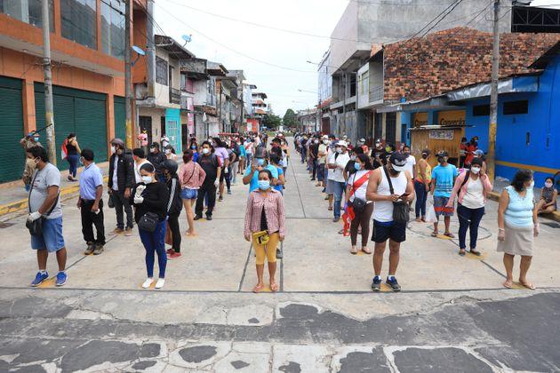 America Latina tra crisi epidemica e débacle economica