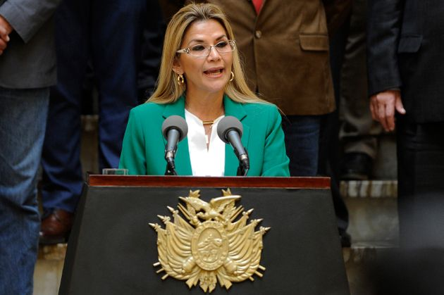 Arrestata Jeanine Áñez, ex presidente della Bolivia