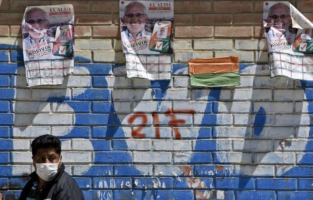Bolivia al voto, un Paese profondamente diviso