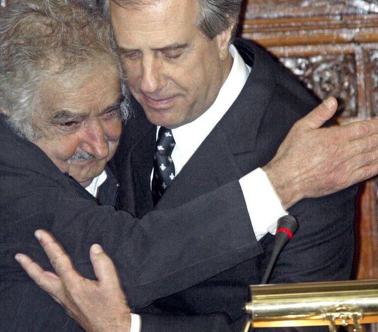Muore l'ex presidente uruguaiano Tabaré Vázquez