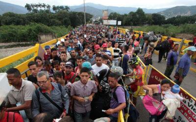 Un piano dell'Onu a favore dei migranti e rifugiati venezuelani