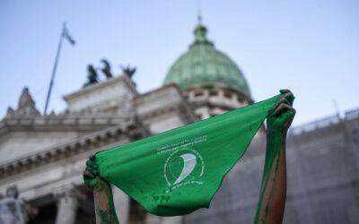 Ultimo scoglio per l'approvazione dell'aborto in Argentina