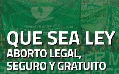 Via libera del Senato argentino all'aborto legale e gratuito