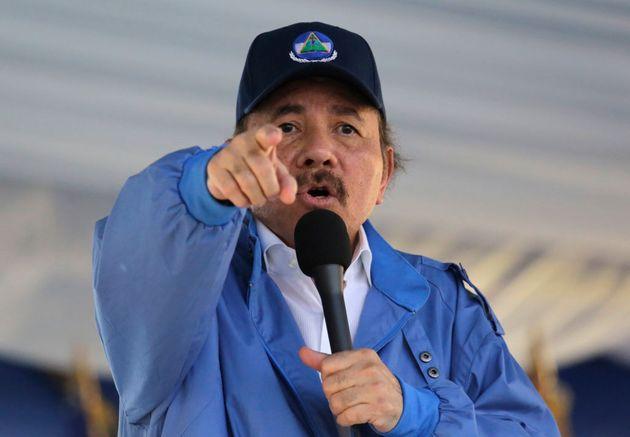 Ombre nere sul lungo autunno di Daniel Ortega in Nicaragua