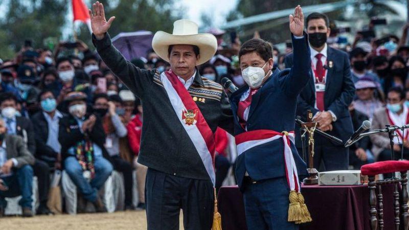 Dimissioni dopo soli due mesi del primo ministro marxista leninista del Perù